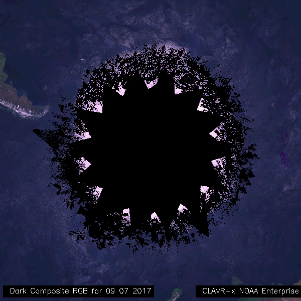 Most Current SNPP VIIRS Composite Images