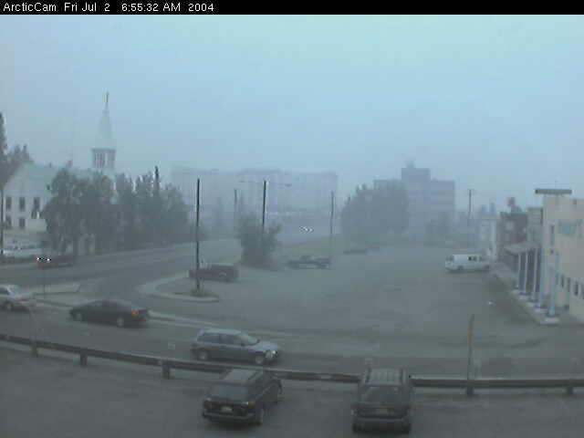 Fairbanks AK webcam image (02 July)