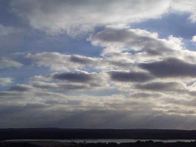 NASA Visible Earth: Calling All Cloud-Loving Citizen ... |Altocumulus Clouds Satellite