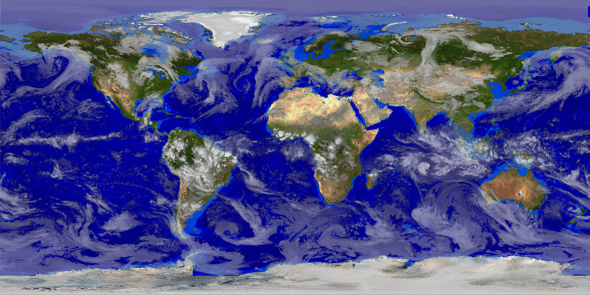 Satellite Applications For Geoscience Education - Live weather satellite images
