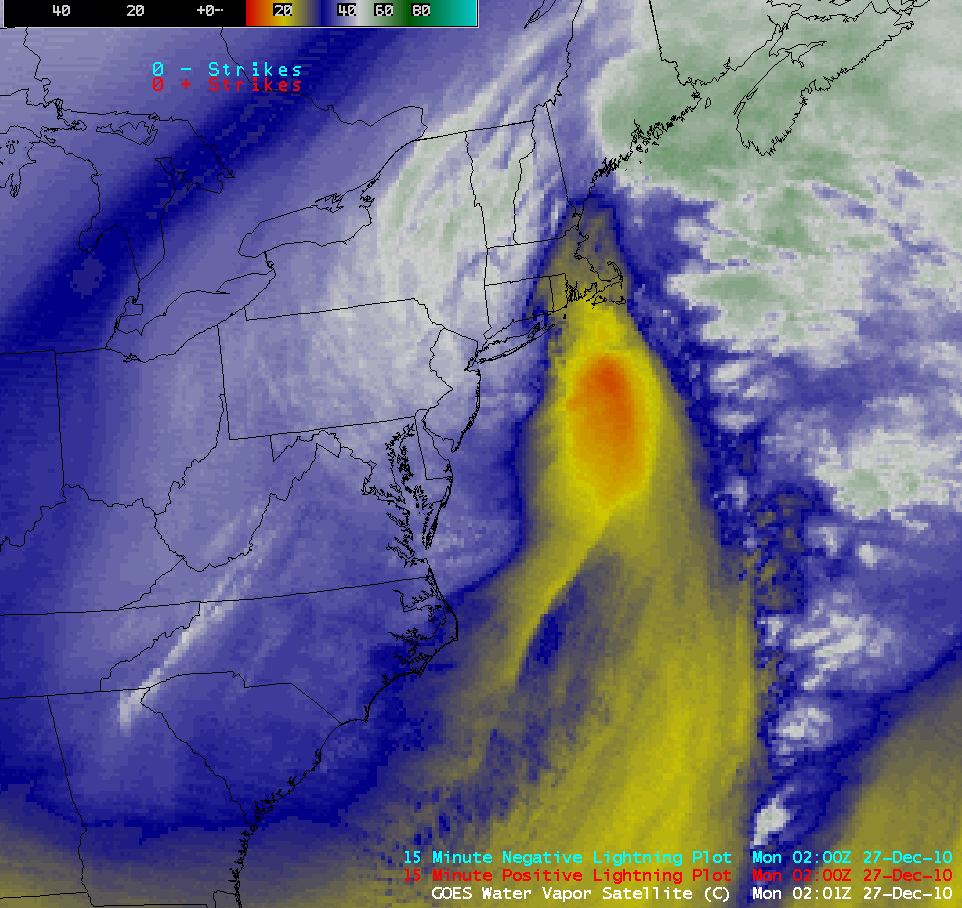 GOES-13 6.5 µm water vapor images (click image to play animation)