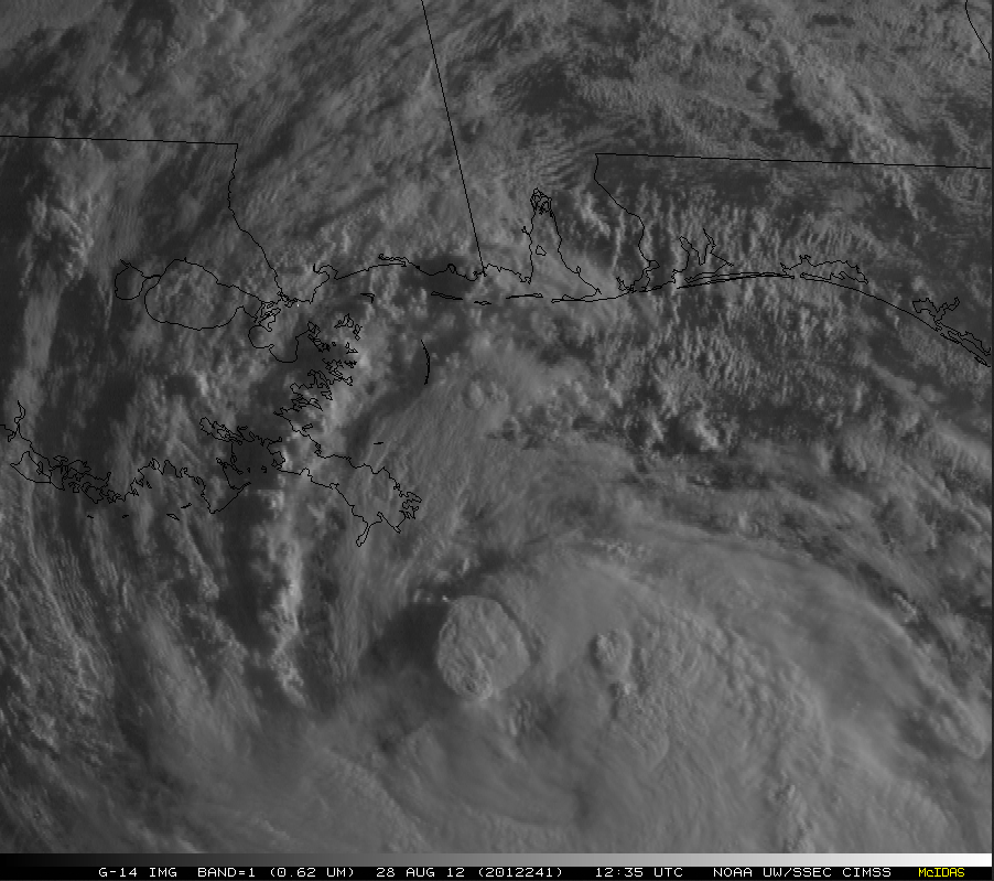 GOES-14 0.63 µm visible channel imagery (click image to play animation)