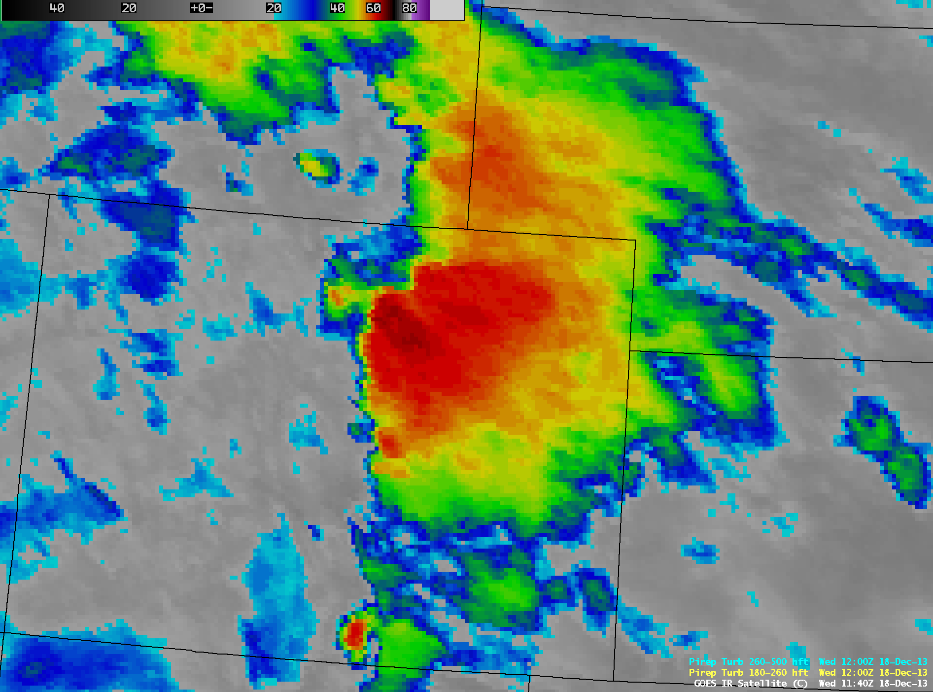 GOES-13 10.7 µm IR channel images (click to play animation)