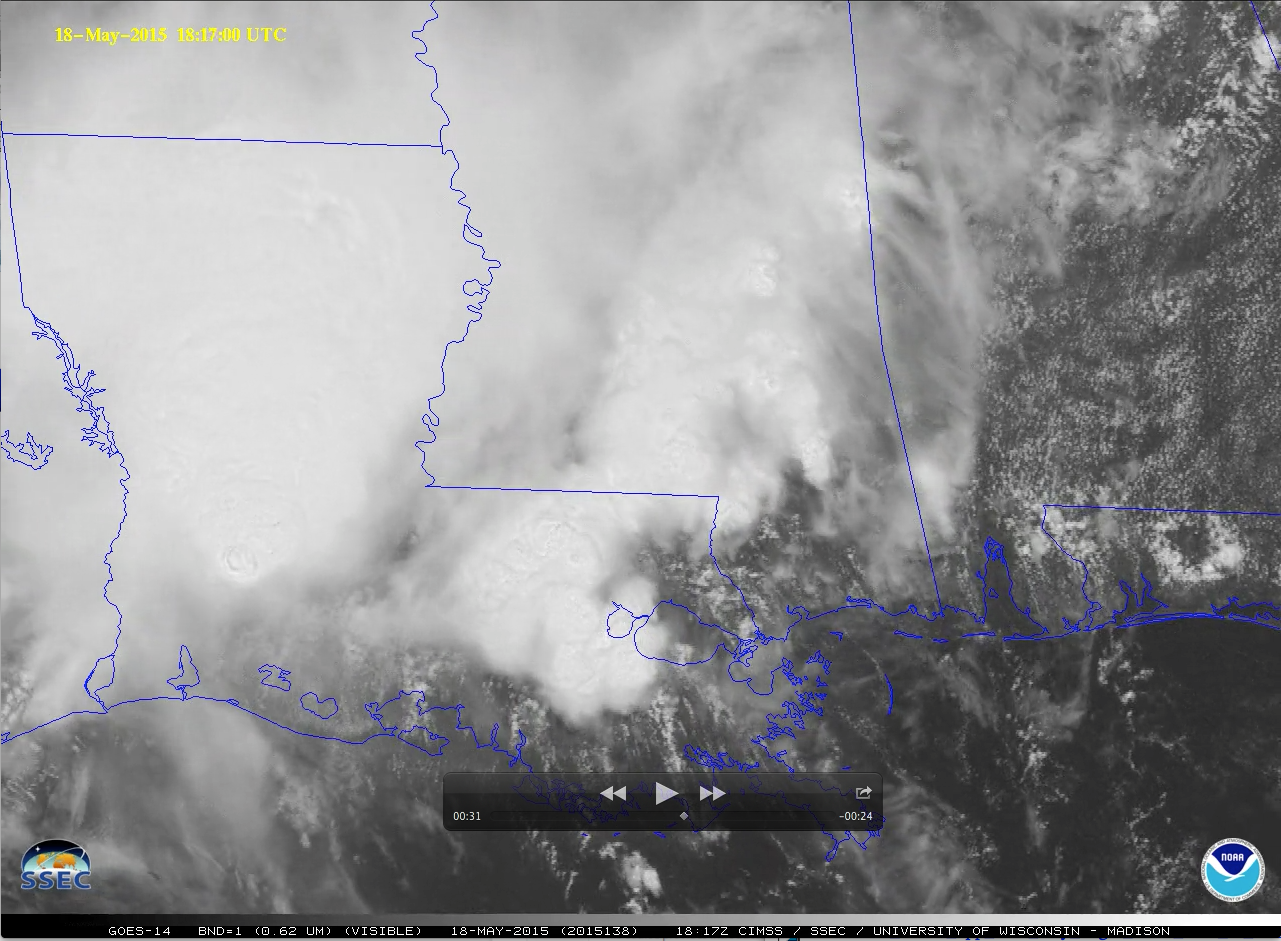 GOES-14 0.62 µm visible channel images (click to play YouTube animation)