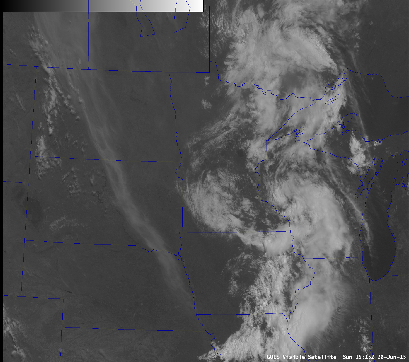 GOES-13 Visible (0.63 µm) imagery (click to play animation)