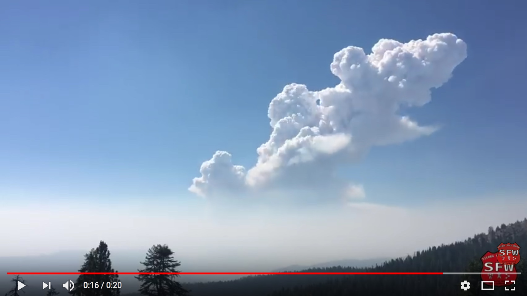 Time lapse [click to play YouTube video]