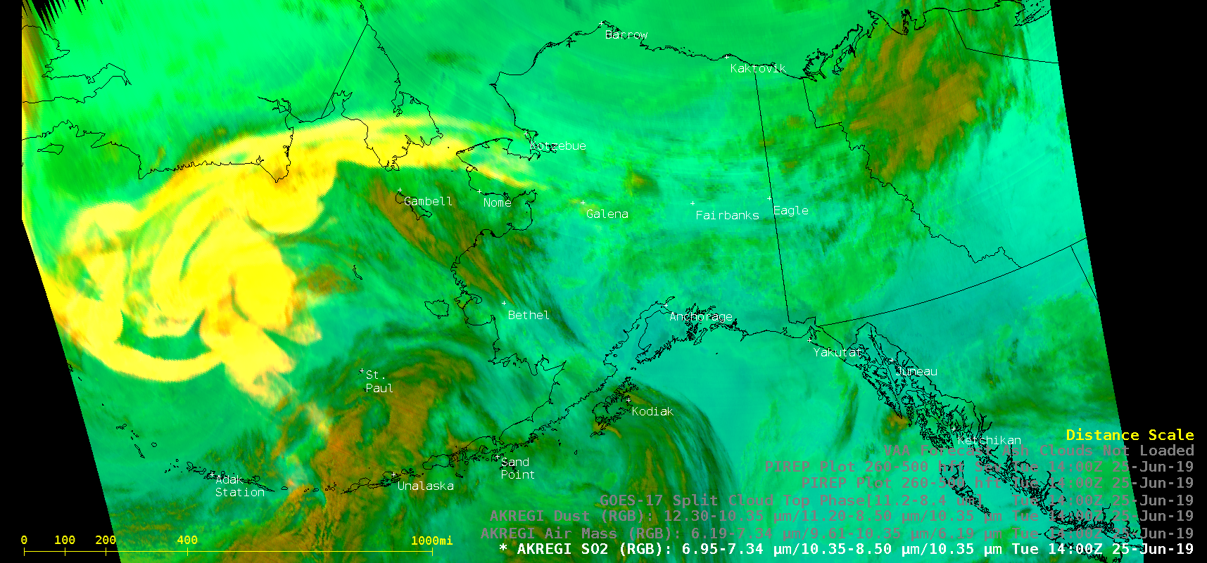 GOES-17 SO2 RGB images [click to play animation | MP4]